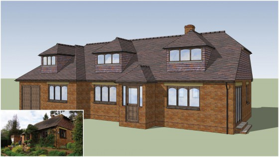 Addition of Roof Dormers Design By PB Properties