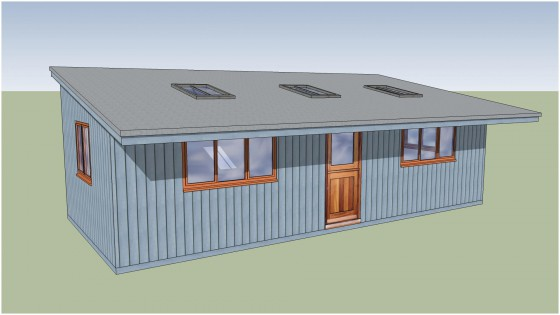Garden Buildings Design By PB Properties